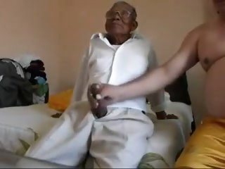 mature Old man fucking the fat fat male