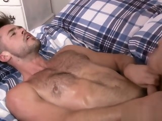 hunk Handsome muscle hunks bedroom fucking hd