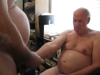 blowjob Old guys 3 amateur